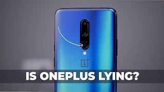 Is OnePlus Lying About OnePlus 7 Pro?