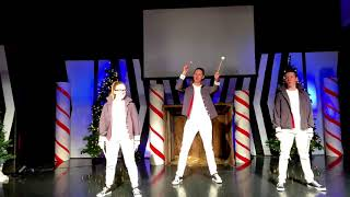 The Little Drummer Boy Dance By Bethel Kids (Tutorial Video)