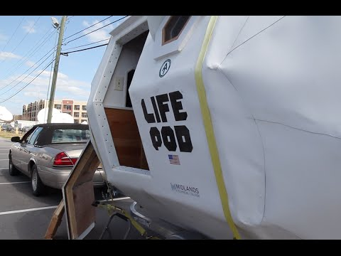 """""""Life Pod"""" Building Options for Affordable Housing"""
