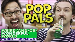 Shane & Ryan Visit A Soda Emporium • Weird Wonderful World