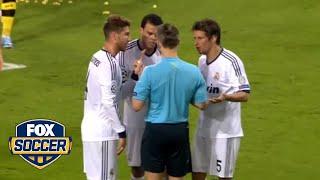 Dortmund vs. Real Madrid | 2012 - 2013 Champions League | FOX SOCCER