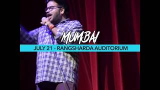 Sundeep Sharma Stand-up Comedy- Tour Promo