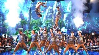 KINGS UNITED INDIA ||  NBC WORLD OF DANCE SEASON 3 ||  FINAL PERFORMANCE || 2019