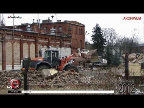 Zakłady Mięsne przy ul. Chełmińskiej nadal straszą