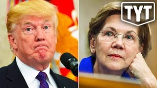 Elizabeth Warren Calls Trump's Bluff
