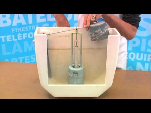 Como reparar tazas de ba o facil musica movil for Cisterna vater