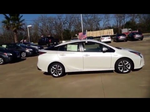 2016 Toyota Prius Three Touring at Loving Toyota Scion