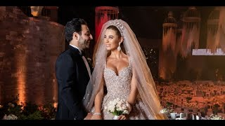 The Bride Is Muslim,The Groom Is Christian, And This Is Their Entrance Song !