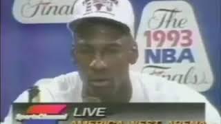 Michael Jordan vs. Lebron James Comparsion | Humble VS. Arrogance