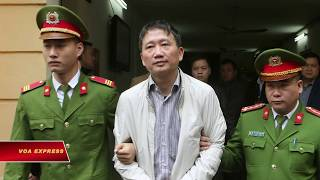 Đức bày tỏ 'đáng tiếc' về vụ xử Trịnh Xuân Thanh