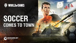 Soccer in World of Tanks - YouTube