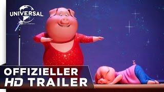 Sing - Trailer #3 german/deutsch HD