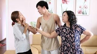 Mẹ Chồng Khẩu Nghiệp Đổ Oan Cho Con Dâu Lăng Loàn   Nàng Dâu Online Tập 12