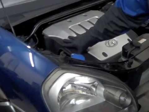 2007 Hyundai Tucson Timing Belt Water Pump Before 60k 2 7l