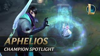 Champion Spotlight: Aphelios | Gameplay – League of Legends