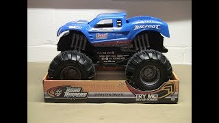 Road Rippers - The Biggest BIGFOOT MONSTER TRUCK Toy