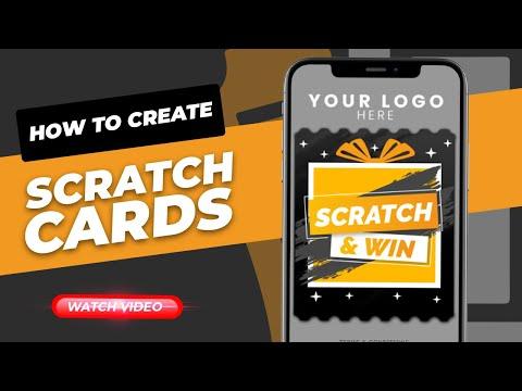 Videos Coupontools.com | Create scratch and win coupon tutorial