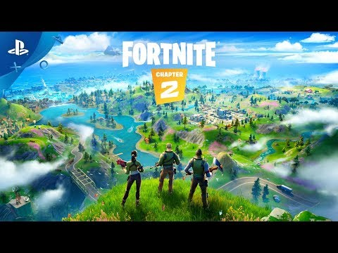 Fortnite | Chapter 2 Launch Trailer | PS4