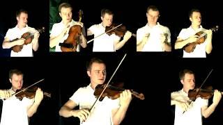 Avicii - Bad Reputation feat. Joe Janiak (violin cover)