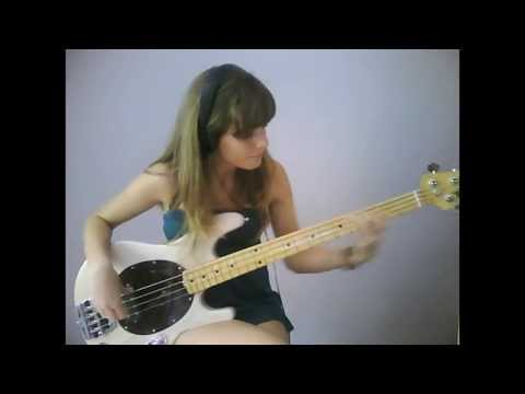 Stevie Wonder - Master Blaster [Bass Cover]