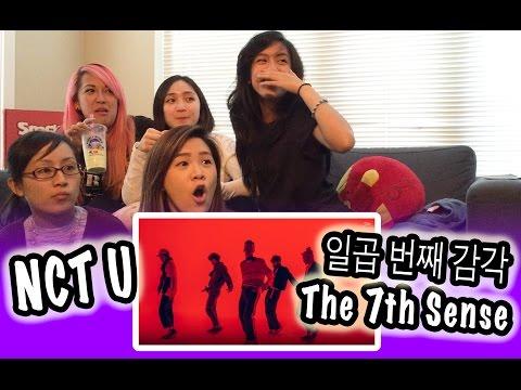 [KPOP REACTION] NCT U -- THE 7TH SENSE 일곱 번째 감각