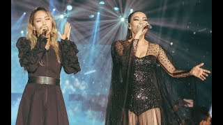 Diva SO HYANG + Diva THU MINH - I Believe I Can Fly (live in Vietnam) I Am Diva Show 21/6/2019