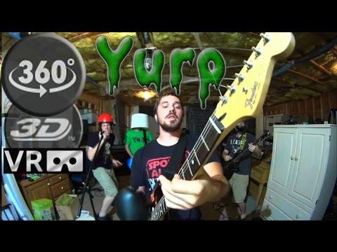 Filter by YURP A Fun little 3D 360 (VR Video) Experiment