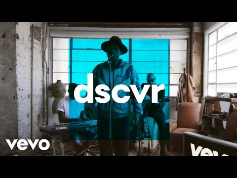 Tiggs Da Author - From The Jazz We Come - Vevo dscvr (Live)