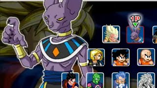Dragon Ball Fierce Fighting 2.9 - The Power Of Beerus & Raditz