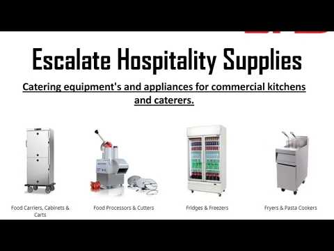 Escalate Hospitality Supplies Australia