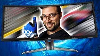¡Por esto necesitas un monitor Ultra-Wide 21:9! | Benq EX3501R