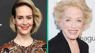 Sarah Paulson Gushes Over Girlfriend Holland Taylor, Says She's Her 'Favorite Actress'