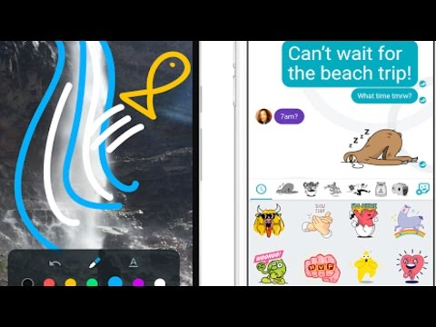 Google Allo - Google Releases Smart Messaging App with AI Smart Reply and Google Assistant