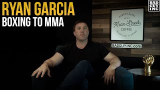 Could Ryan Garcia transition to MMA?