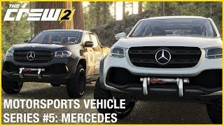 The Crew 2 - Mercedes X Class Gameplay