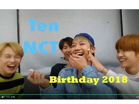 เตนล์ NCT TEN เซอร์ไพรส์วันเกิดเตนล์ Surprise Birthday [1996 02 27]