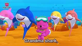 Bé Cá Mập Hát Và Nhảy - Baby Shark Sing And Dance - Nhạc Thiếu Nhi Tiếng Anh - Gia Đình Cá Mập