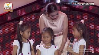 ឡម កែវពេជ្រស្រីនាថ  - នំធំជាងនាឡិ (The Blind Audition Week 6   The Voice Kids Cambodia 2017)