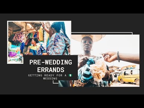 Nigeria 2019 Pre-Wedding | Travel Tuesday with YiNkZZ Wedding Series Pt  1