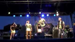 BORN TO DANCE dancehall showcase