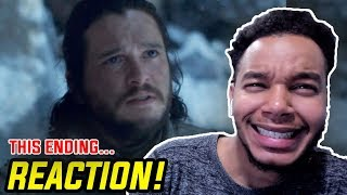Game of Thrones Season 8 Episode 6 FINALE REACTION! (Part 2)