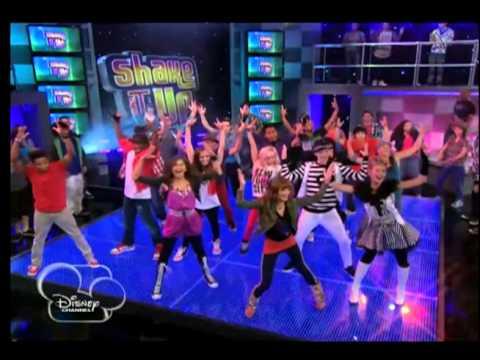 coreografias de a todo ritmo