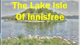 The lake isle of Innisfree NCERT Class 9 English Poem Beehive -explanation,  literary devices