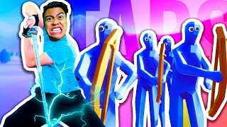 THIS MEANS WAR! | Totally Accurate Battle Simulator