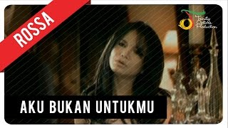 Rossa - Aku Bukan Untukmu (with Lyric)   VC Trinity