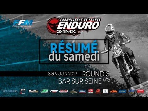 CDF enduro 2019 : Bar sur Seine J1
