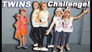 Who Is the BETTER TWIN? | BEST Twin VS Twin Challenge!
