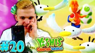 Windwärtsweg (100%) ✂️ Yoshi's Crafted World #20