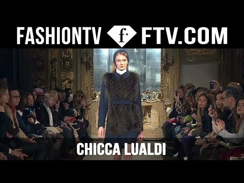 Chicca Lualdi Fall/Winter 2015 Show | Milan Fashion Week | FashionTV