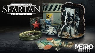 Metro Exodus - Spartan Collector's Edition Trailer